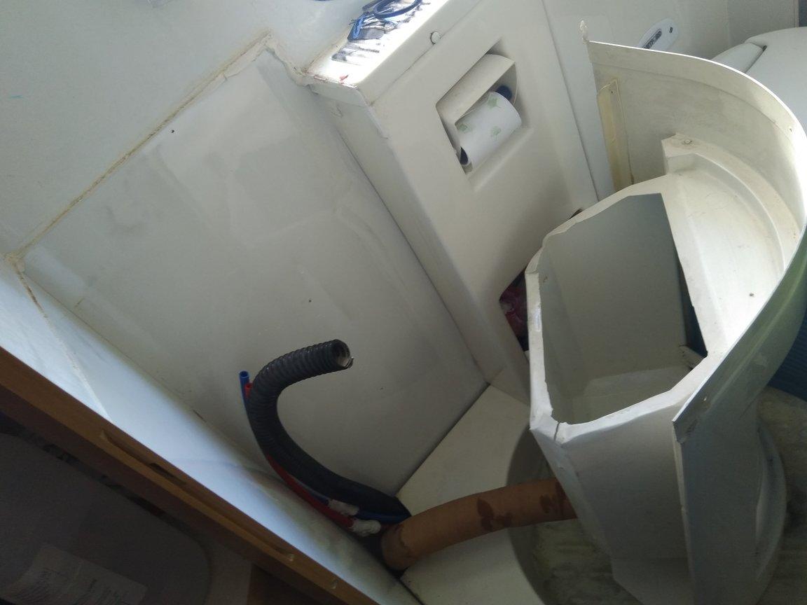 Tubo Scarico Lavandino Bagno cambiamo il lavandino del bagno - 3 - camperblog