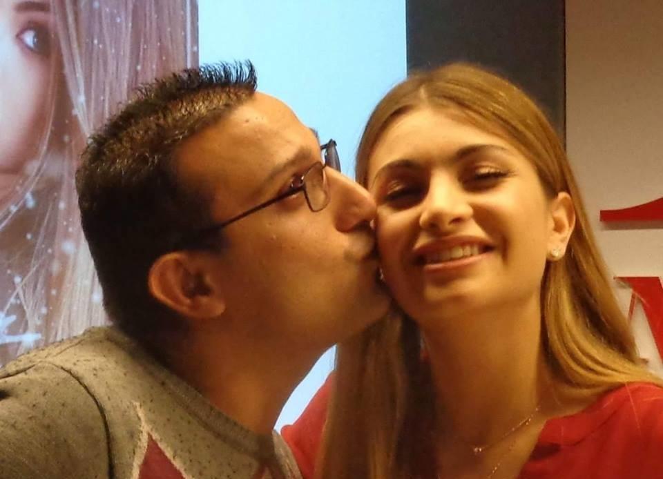 fidanzata di Marian Richero