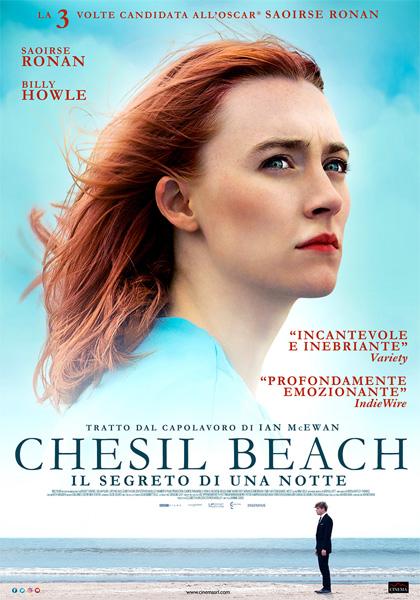 """""""Chesil Beach – Il segreto di una notte"""", un'indagine perspicace sulle cause che possono inibire l'amore tra due giovani che si amano"""