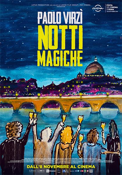 """""""Notti magiche"""" ovvero la """"grande bellezza"""" del cinema italiano nell'ultimo decennio del secolo scorso"""