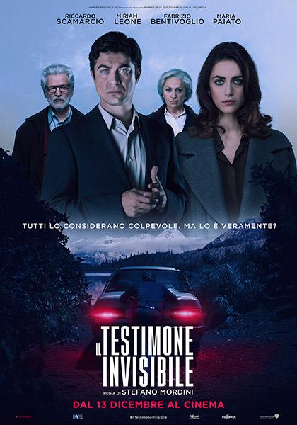 """""""Il testimone invisibile"""", un bel thriller dove """"non c'è salvezza senza sofferenza"""""""