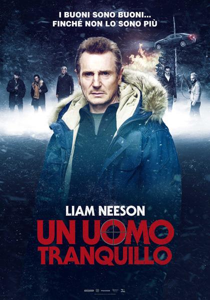 """""""Un uomo tranquillo"""", un thriller pieno di humor e coinvolgente che mette a confronto il bene con il male"""
