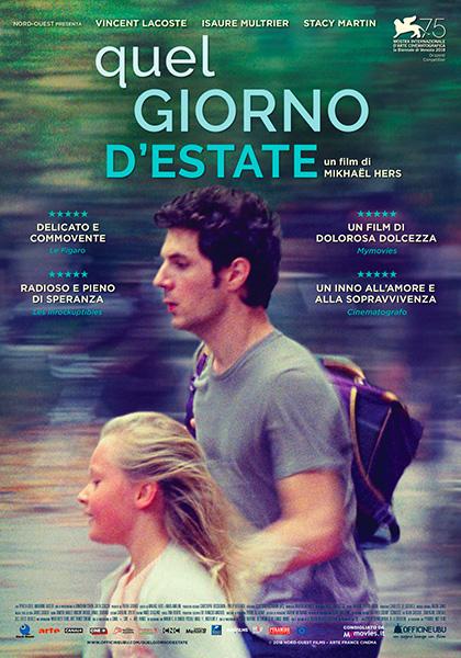 """""""Quel giorno d'estate"""", un film drammatico che coinvolge empaticamente lo spettatore e lo fa riflettere sulla speranza"""