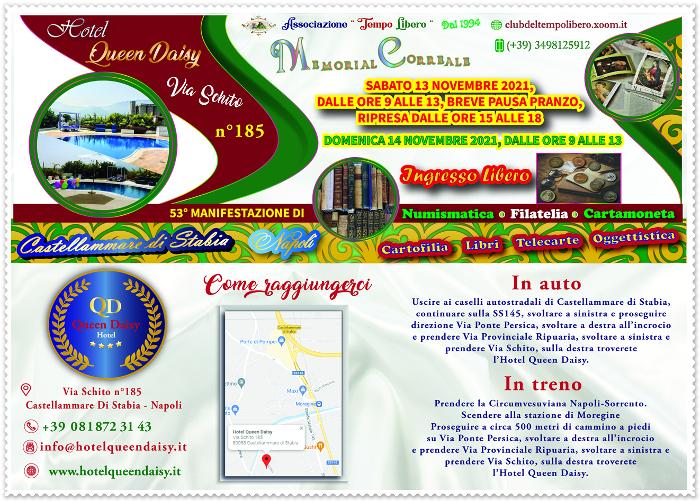Collezionismo: Memorial Correale Novembre 2021 Memorial-Correale-web