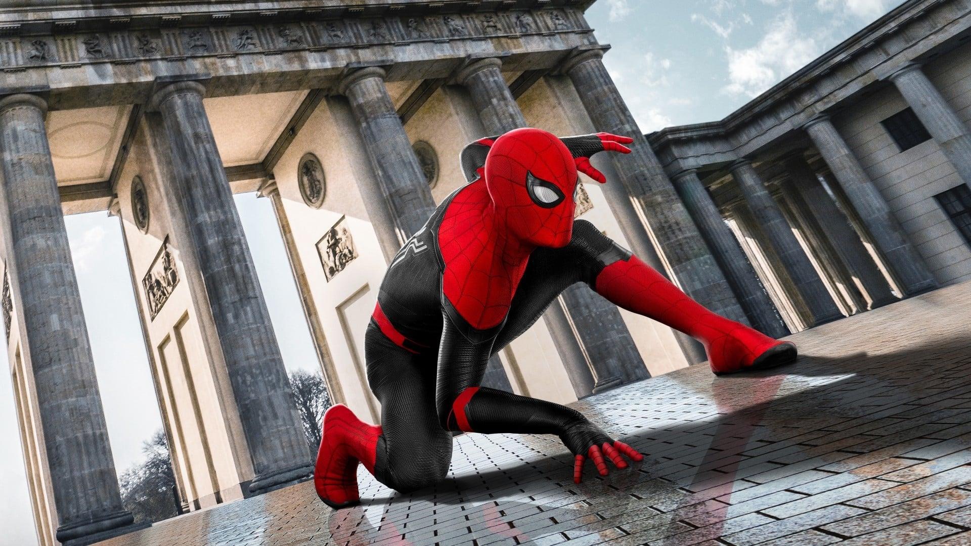 4k Spider Man Lejos De Casa 2019 Ver Pelicula Completa Subtitulada Klivc21pl