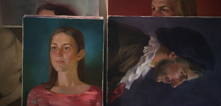 Portrait/ Figure Paintings