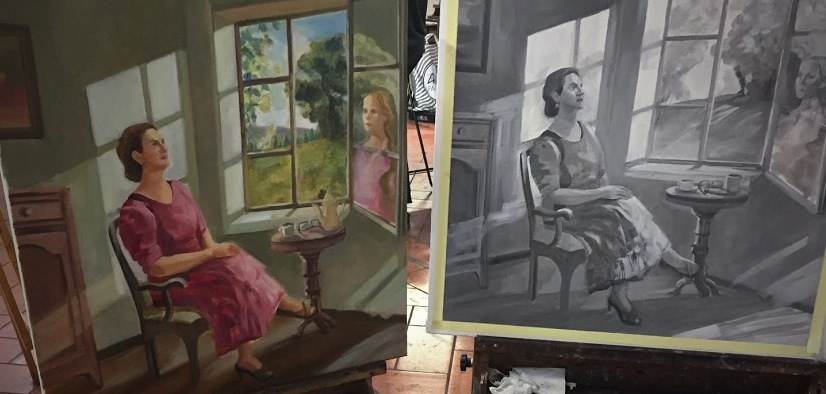 Narrative Paintings