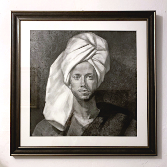 The man with turban