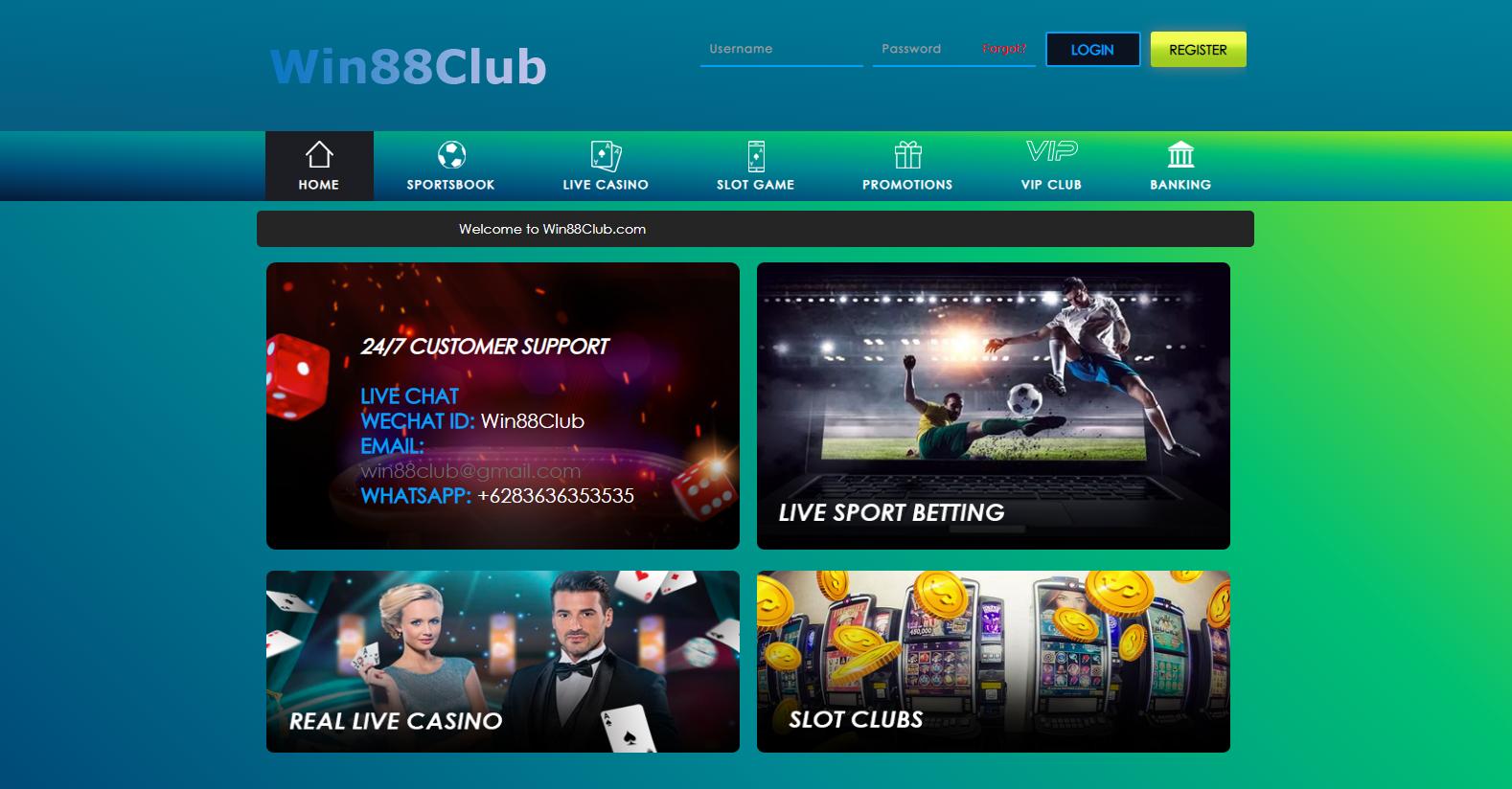 Win88club.com Bagaimana Bermain Permainan Menembak Ikan Online.