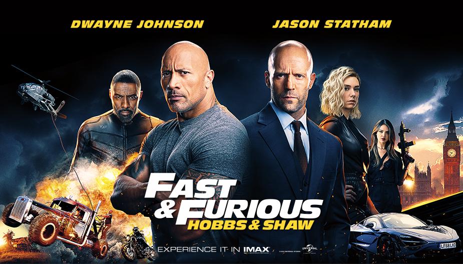 Sinopsis 'Hobbs & Shaw', Cerita Aksi Baru 'Fast & Furious'