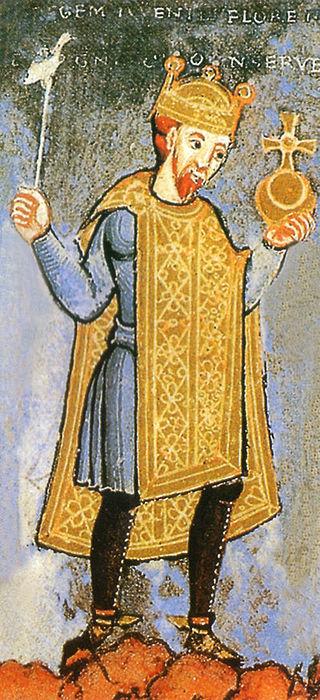 i buoni - Enrico III il nero