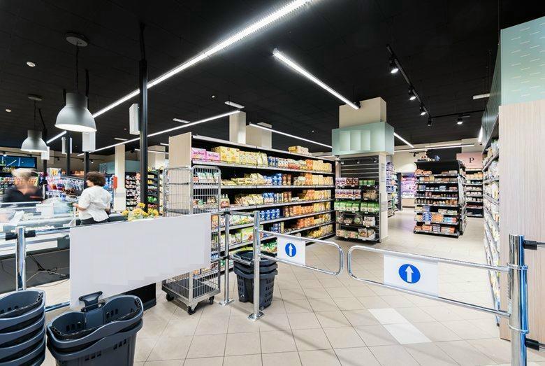 tvmode progetto di supermercato virtuale - La spesa facile