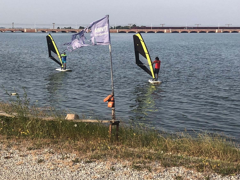 Corsi windsurf 2019 !
